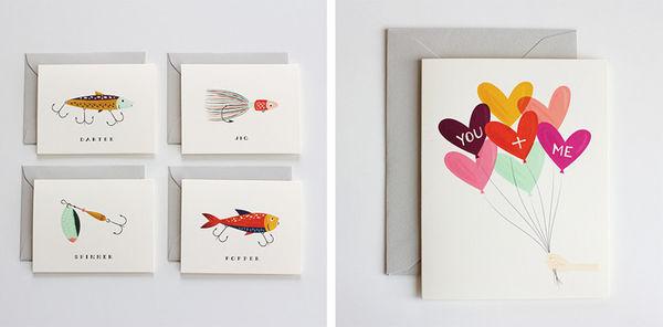 Kitschy Celebratory Cards