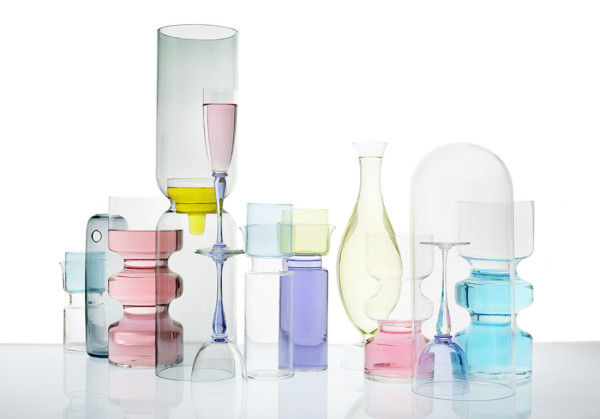 Gorgeous Glassware Photography
