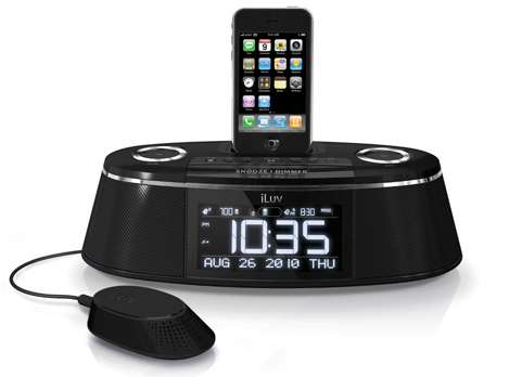 Bed-Shaking Alarm Clocks