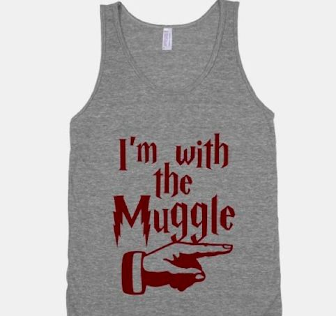 Muggle Awareness Shirts