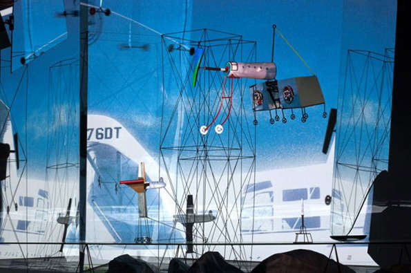 Surrealist Flight Models