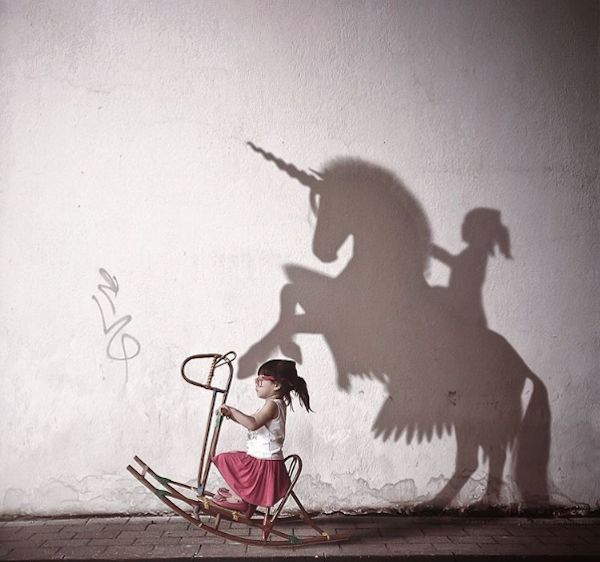 Fantastical Shadow Photography