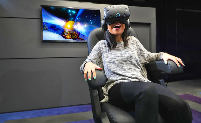 VR Movie Theaters