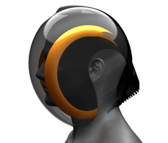 Scuba Oxygen Helmets