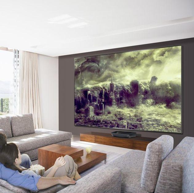 Impressively Immersive TVs
