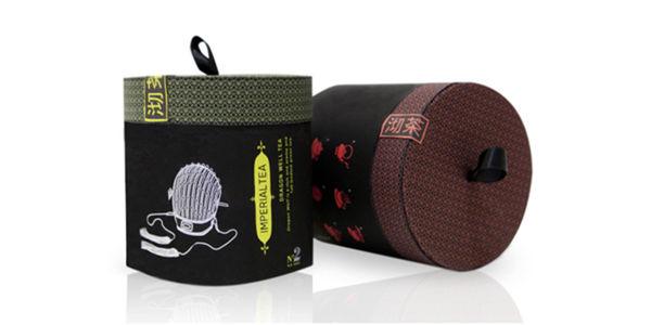 Royal-Inspired Tea Branding