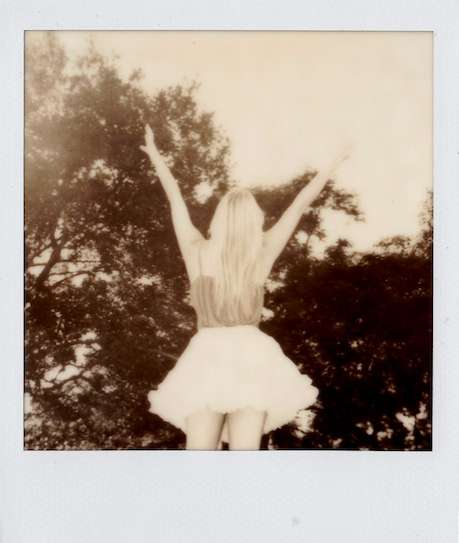 Impossible Project Polaroids