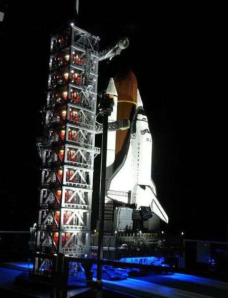 LEGO Space Shuttles