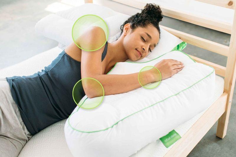 Sleep-Inducing Pillows