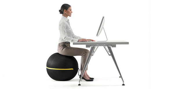 42 ways to improve your posture for Chaise de travail ergonomique