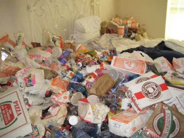 In-House Garbage Dumps