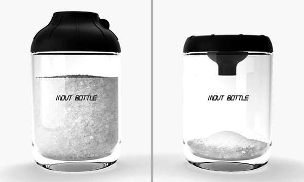 In Out Bottle for Sugar by Yan-Ting Chen & Hsin