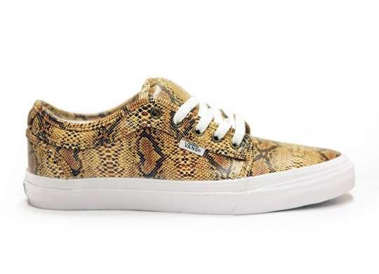Rattlesnake Sneakers