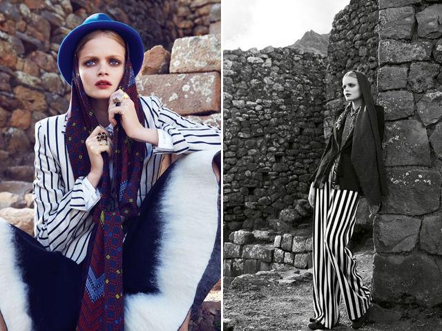 Inca Trail Fashion