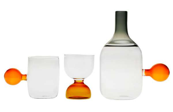 Delightful Sounding Decanters