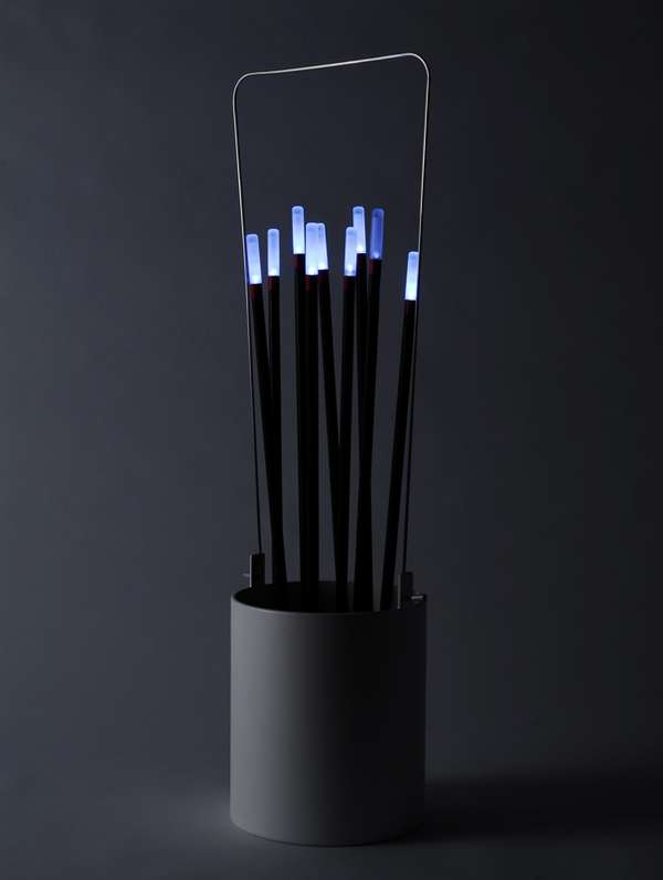 Incense Stick Mood Lights