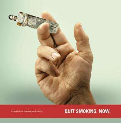 indian anti smoking campaign