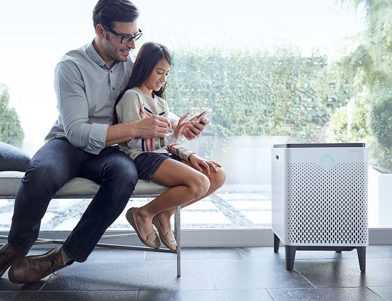 Pollutant-Sensing Appliances