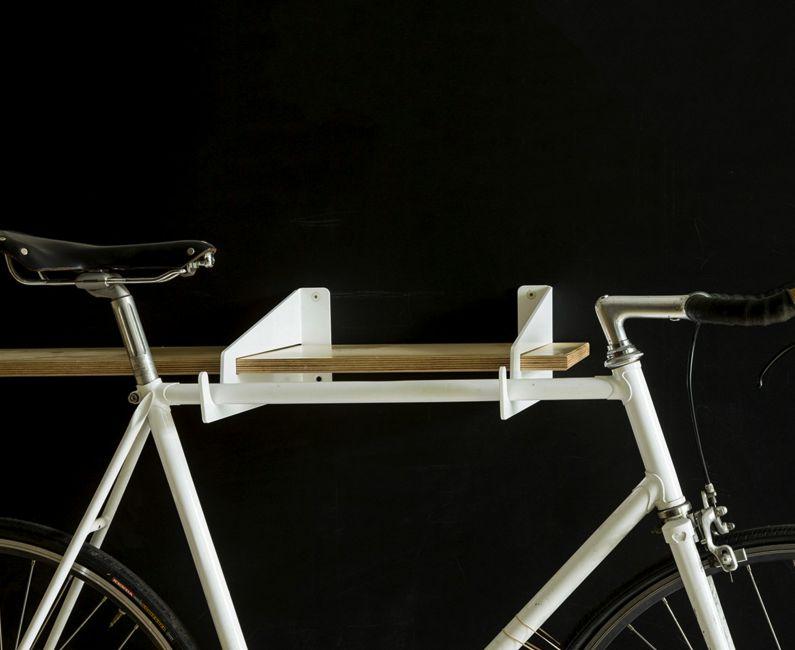 Dual-Purpose Bike Racks