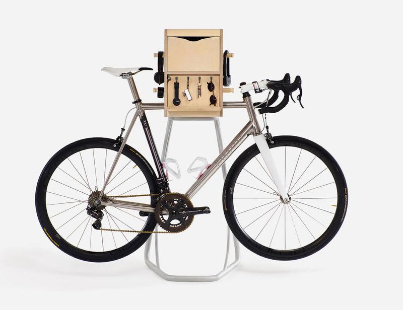Organizational Bicycle Rakes