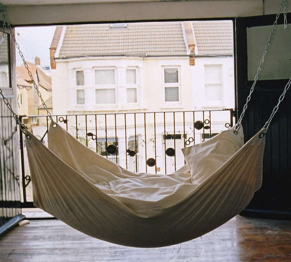 Multi-Functional Indoor Hammocks