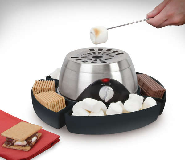 Indoor Marshmallow Roaster