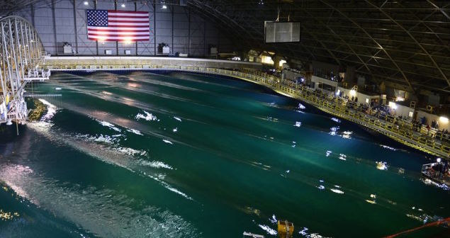 Artificial Indoor Oceans