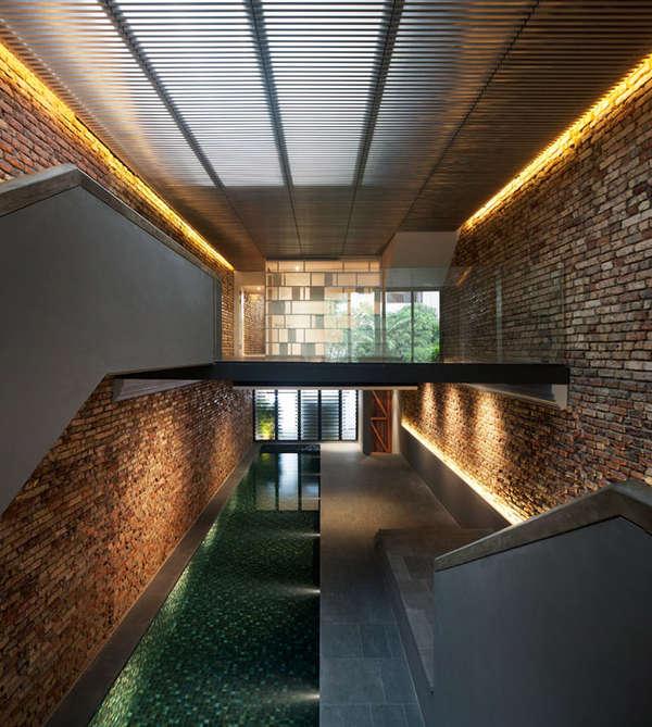 Monolithic Indoor Pools