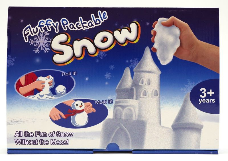 Faux Precipitation Toys