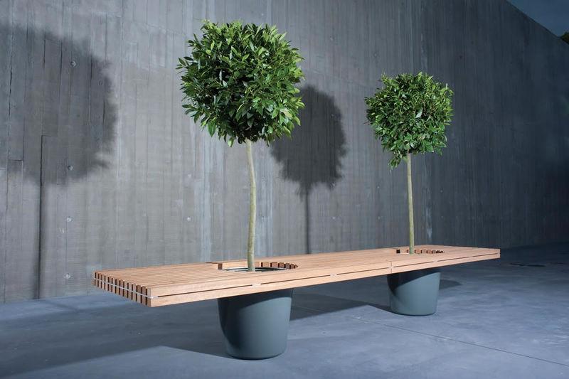 - 25 Examples Of Industrial Outdoor Furniture