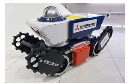 Explosion-Evading Robots