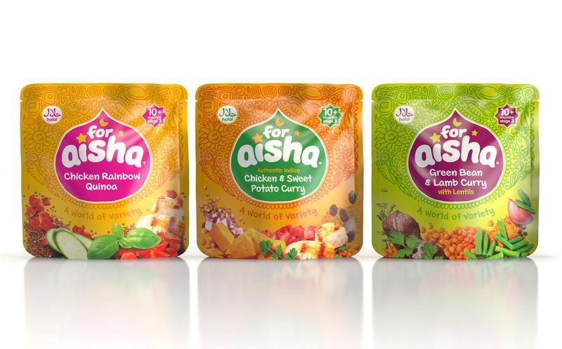 Healthy Halal Infant Food