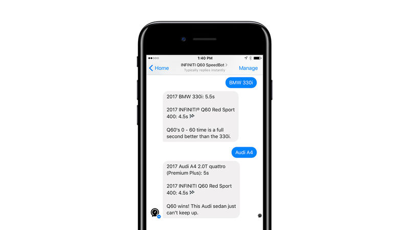 Speed-Checking Chatbots