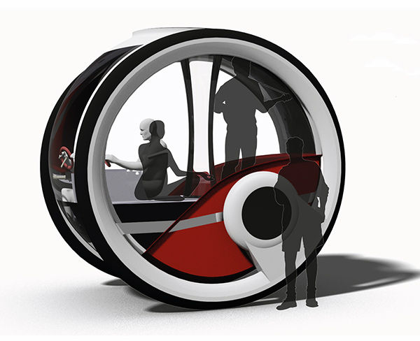 Infinitlar Autonomous Vehicle
