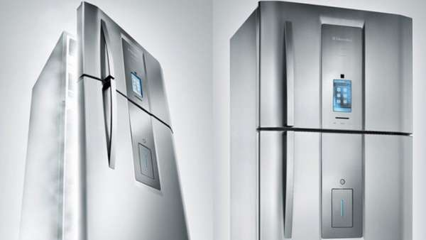 Tech-Savvy Refrigerators