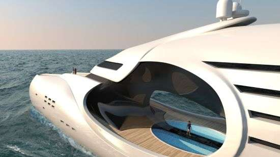 Holey Luxury Boats