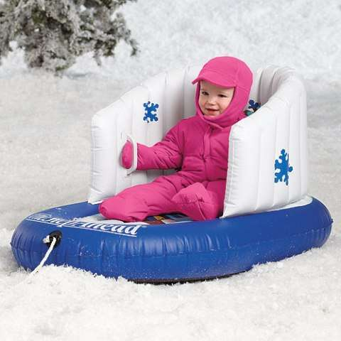 Inflatable Winter Tot Toys