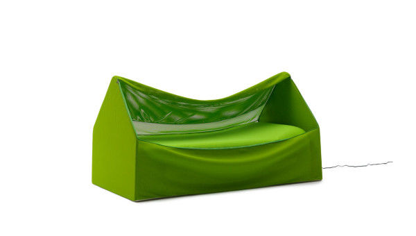 House-Shaped Inflatable Beds