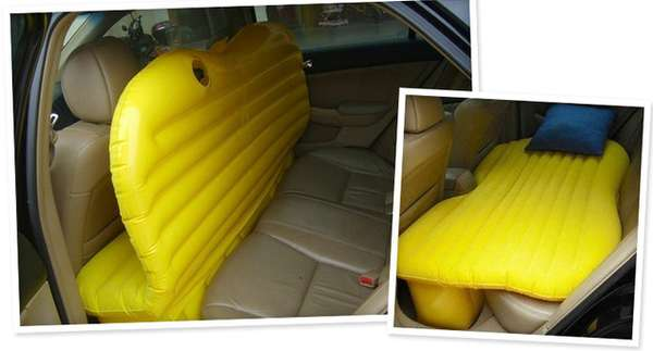 Traveling Auto Loungers