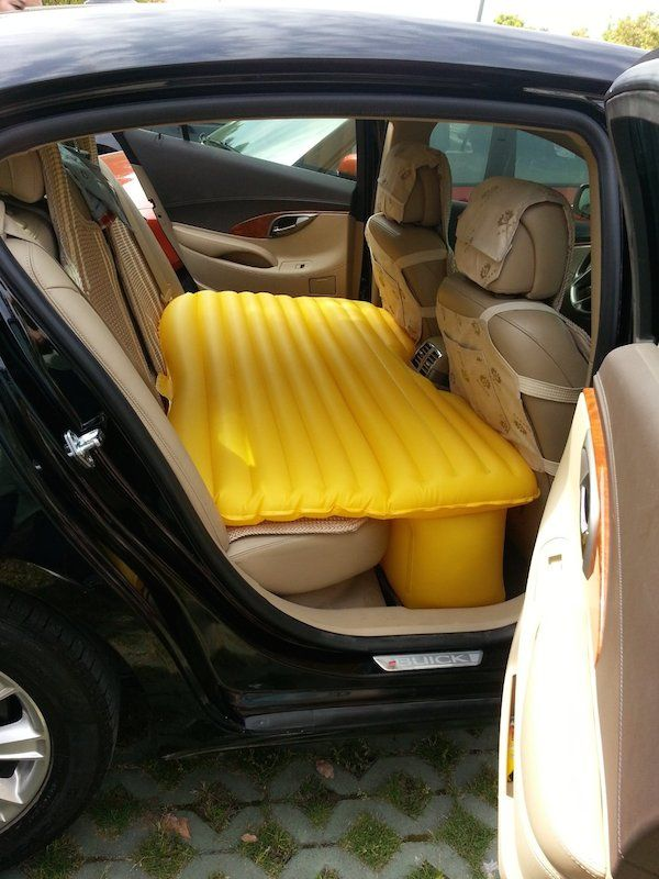 Inflatable Car Mattresses