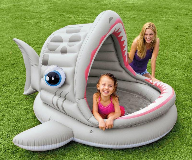 UV-Blocking Kiddie Pools