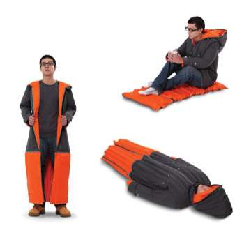 Inflatable Sleeping Coats