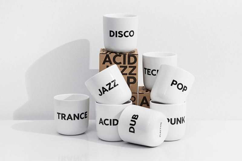 Musical Genre Mugs