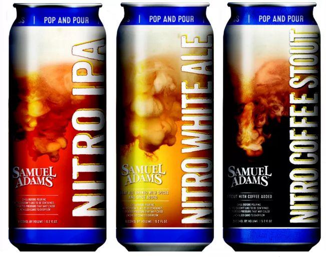 Nitrogen-Infused Beers