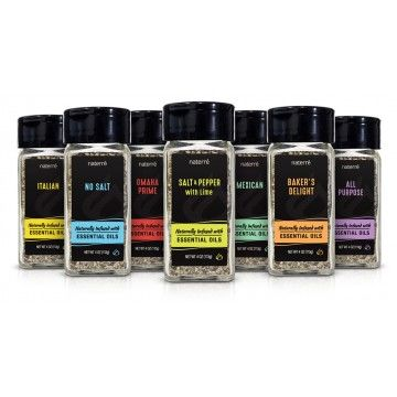 Oil-Infused Spice Blends