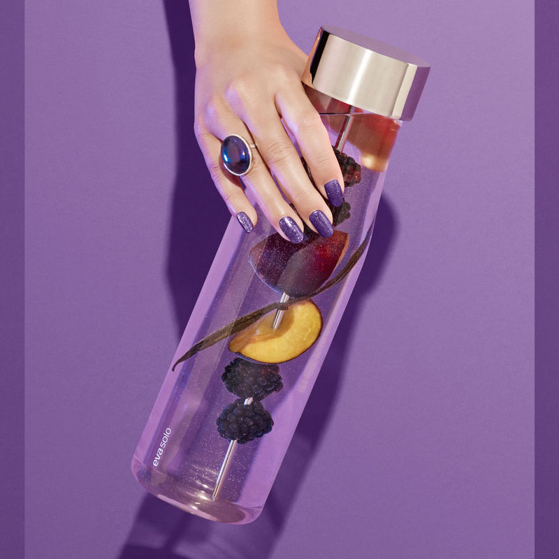 Stylish Fruit Infusion Bottles