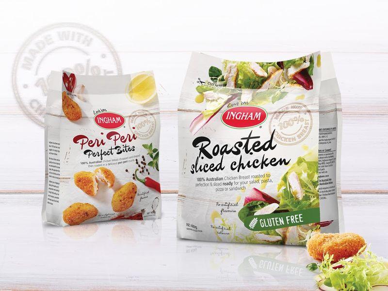 Fresh Frozen Food Packaging