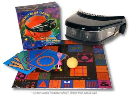 Board Game Goggles