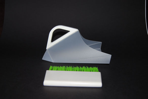 Origami-Inspired Dustpans