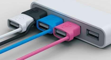 Prettified USBs